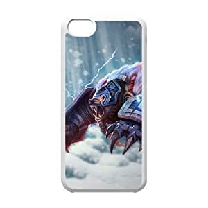League Of Legends iPhone 5c Cell Phone Case White present pp001_7917236