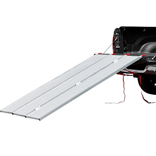 77 x 54' Solid Surface Tri-Fold ATV Pickup Truck Ramp