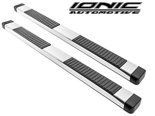 Ionic 51 Series Brite Running Boards 2007-2018 Ford Expedition EL