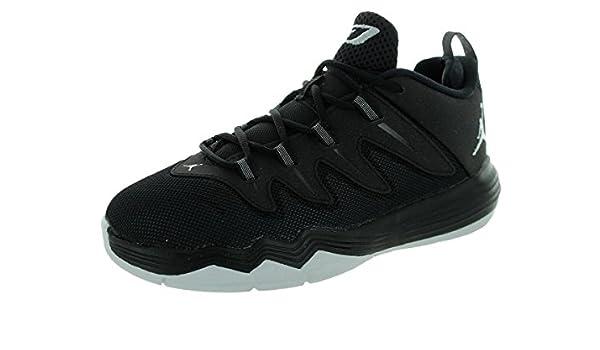 Zapatillas de baloncesto Nike Kids CP3.IX Bp negras / metalizadas / antirrobo 1.5 Ni?os EE. UU.: Amazon.es: Zapatos y complementos