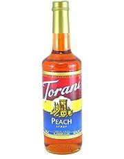 Torani Peach Flavor Syrup 750ml