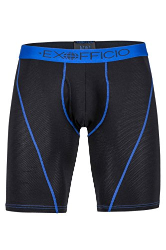 ExOfficio Men's Give-N-Go Sport Mesh Performance Boxer Briefs, 9