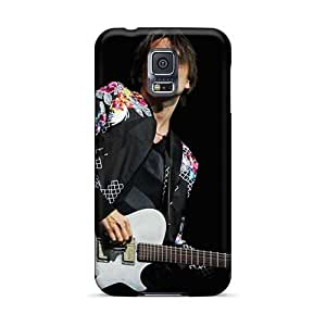 Samsung Galaxy S5 WYO1224UUFi Allow Personal Design Stylish Muse Skin Shock Absorption Hard Phone Cases -ColtonMorrill