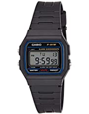 Casio Collection Unisex-Armbanduhr F-91W