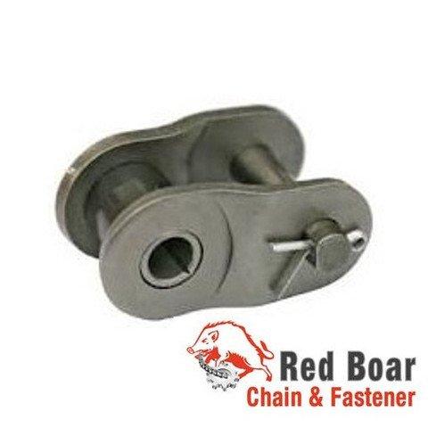 #100-Roller Chain Offset Half Link