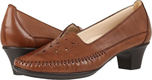 399 Brown Leather (SAS Women's Sonyo Alfa Brown 10.5 M (M) (B) US)