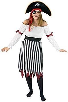 Bodysocks® Disfraz de Pirata Femenino: Amazon.es: Juguetes y juegos