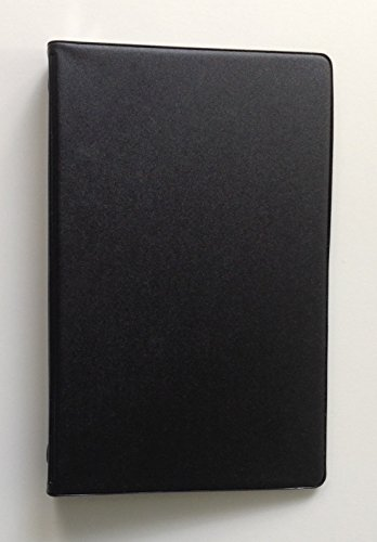 Mini Ring Binder (Mead (46000) Mini 6-Ring Black Memo Book, with 3 x 5 inch Lined)