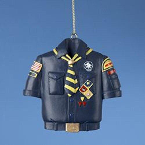 Kurt Adler Cub Scout Blue Shirt Ornament