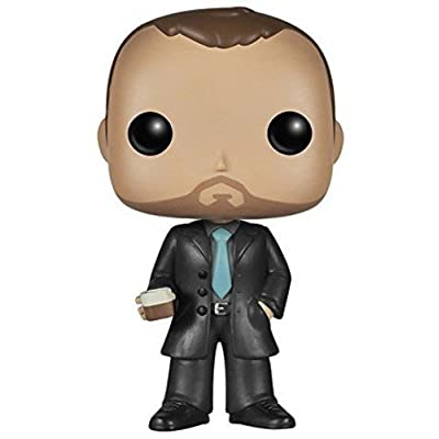 Funko POP TV: Supernatural - Crowley: Funko Pop! Television:: Toys & Games