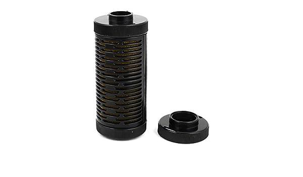 eDealMax pecera tanque del acuario Bio bioquímica filtro de la esponja de filtración Negro: Amazon.com: Industrial & Scientific