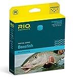 RIO Fly Fishing Fly Line Bonefish Wf7F Fishing Line, Sand/Blue