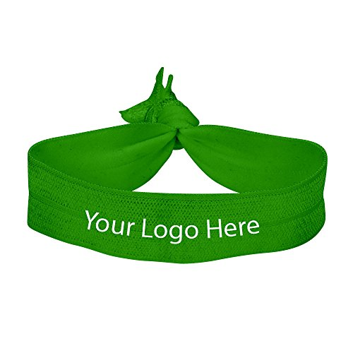 3/4'' Stretchy Elastic Fold Over Hair Tie - 100 Quantity - $1.15 Each - PROMOTIONAL PRODUCT / BULK / BRANDED with YOUR LOGO / CUSTOMIZED by Sunrise Identity