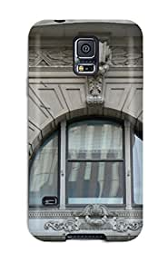 For Galaxy S5 Protector Case Architectural Buildings Phone Cover