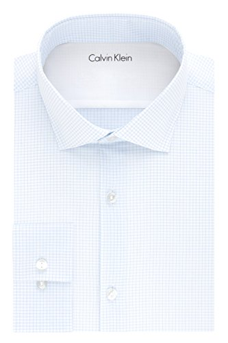 calvin-klein-mens-stretch-xtreme-slim-fit-check-spread-collar-dress-shirt-blue-ice-16-165-neck-34-35