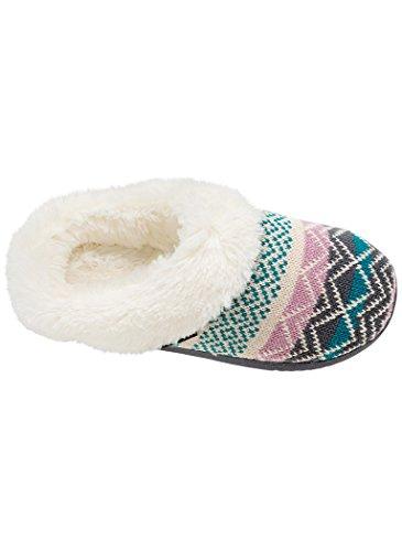 Cassidy AmeriMark Slippers Women's Blue Adult Slippers OzB4Ewz