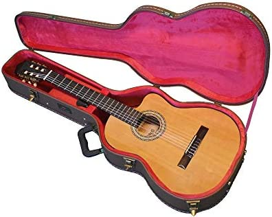Rock Hard Classic - Funda para guitarra de estilo vintage (diseño ...