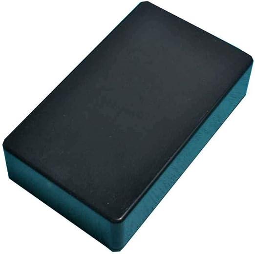 rongweiwang Caja de plástico electrónica Proyecto Caja del Instrumento Duradero 100x60x25mm Caso Práctico: Amazon.es: Hogar