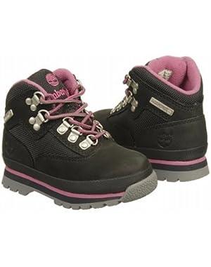 Kids' Euro Hiker Tod/Pre (Black/Pink 7.0 M)