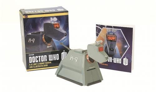 Doctor Who: K-9 Light-and-Sound Figurine and Illustrated Book (Miniature Editions) ()
