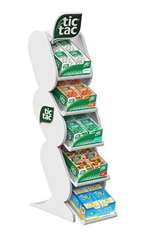 Tic Tac Mint Singles, 60 Piece Assorted Flavor Tree -