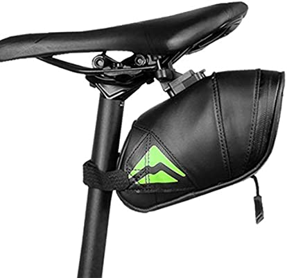 BOLSAS de Sillín de Bicicleta, Impermeable, Traseras de Nylon para ...