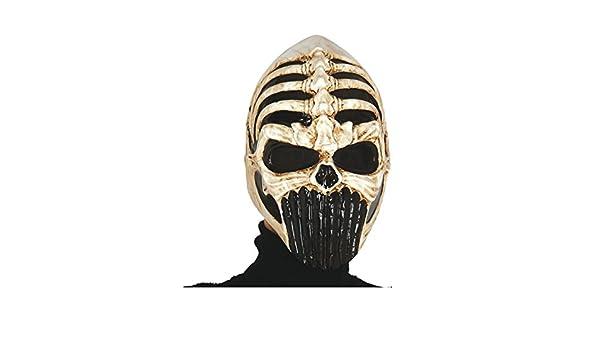 Guirca 2784 Mascara Skull Warrior PVC