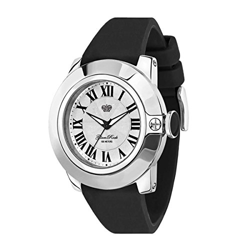 Glam Rock Unisex GR32009 SoBe Silver Dial Watch