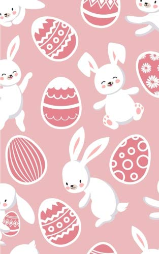 (To Do List: Happy easter pattern with rabbit or bunny  Seamless To Do List Planner (5