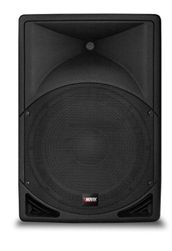 NOVIK NEO EVO 150A USB 2 way Powered Speaker System, Bluetooth, Peak power 600W, Woofer: 10