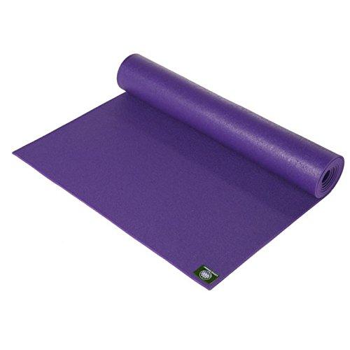 Lotus Design 3 mm estándar Oeko Tex Esterilla de yoga, lila ...