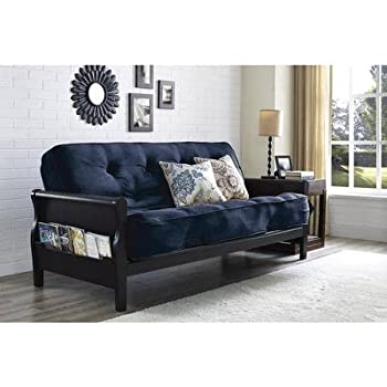 Amazon Com Better Homes Amp Gardens Solid Wood Arm Metal