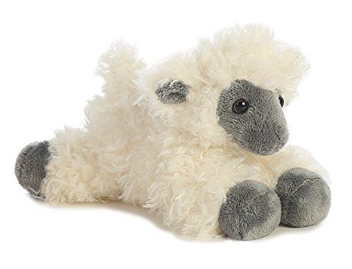 Black Face Sheep Mini Flopsie 8 by Aurora