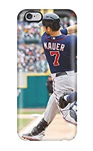 Cute High Quality Case For Sumsung Galaxy S4 I9500 Cover Minnesota Twins Case