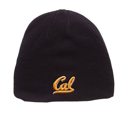 Cuffless Cap Hat Knit (CAL Berkeley Golden Bears Blue