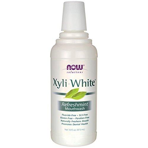 Xyli-White Mouthwash - Refreshmint 16 fl Ounce (473 ml) Liquid