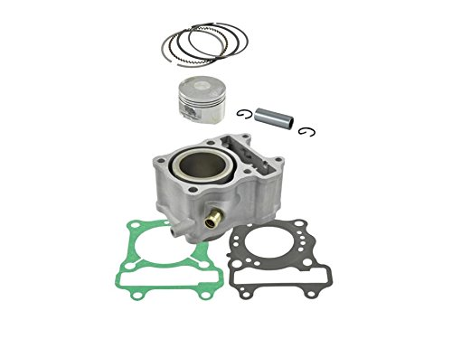 Kit cilindro completo Honda scoopy sh 125, Dylan, Passion, Nes, Swing, Pantheon 4t 2EXTREME