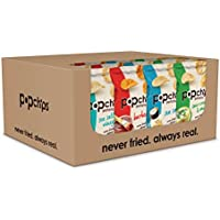 24-Pack Popchips Potato Chips 0.8 oz Bags (Variety Pack)