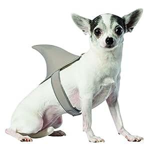 Rasta Imposta Shark Fin Dog Costume, X-Small/Small
