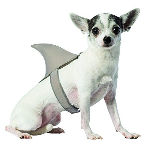 Shark Fin For Dog Costume (Rasta Imposta Shark Fin Dog Costume, X-Small/Small)