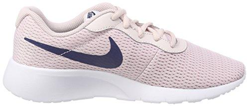 Nike Girl's Tanjun Shoe Barely Rose/Navy/White Size 3.5 M US by Nike (Image #6)