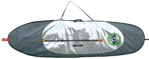 BIC Sport Stand Up Paddleboard Bag, 12-Feet 6-Inch x 32-Inch, Grey