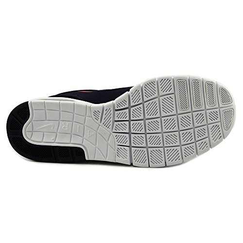 Nike Stefan Janoski Max Herren Turnschuhe Obsidian / Hot Lava-weiß