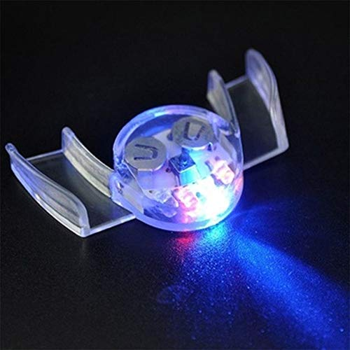 XuBa 2017 Fashion Creative Flashing LED Light Up