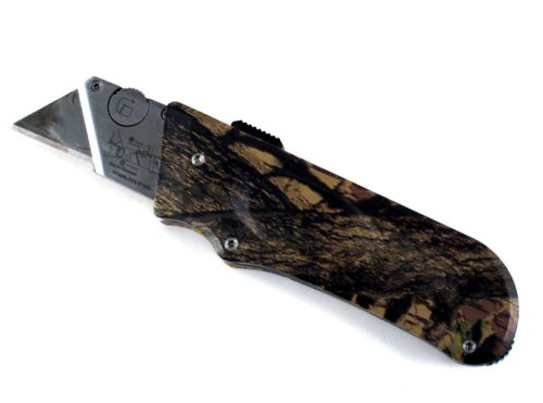 Olympia Tools 33-130 Camo Turbo X Knife, Outdoor Stuffs