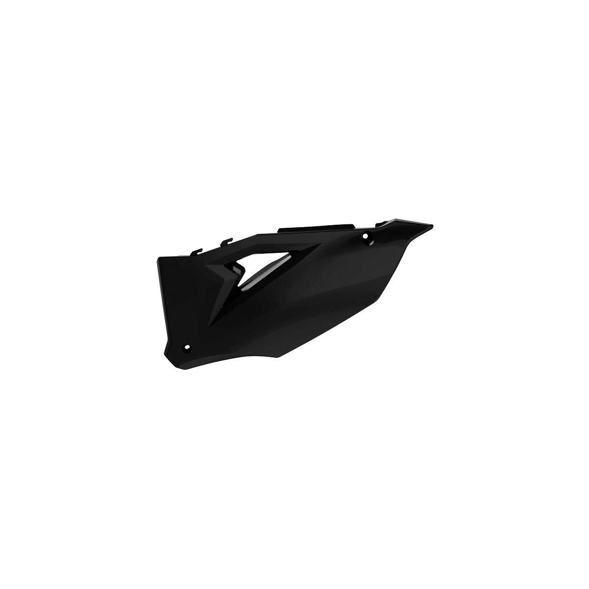 Black Polisport 19-20 Kawasaki KX450 Side Panel Set