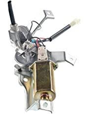A-Premium Rear Windshield Wiper Motor Compatible with Legacy 2005-2007 Outback 2005-2009 B9 Tribeca 86510AG09A