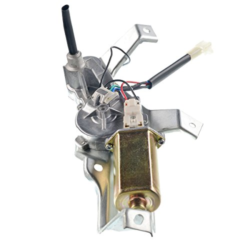 A-Premium Rear Windshield Wiper Motor for Subaru Legacy 2005-2007 Outback 2005-2009 B9 Tribeca (Subaru Wiper Motor)