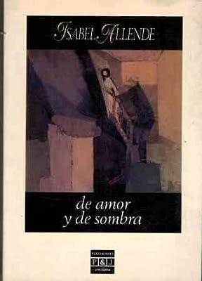 De Amor Y Sombra Import