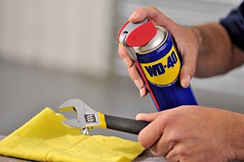 WD-40 Producto Multi-Uso Doble Acción- Spray 500ml-Aplicación ...